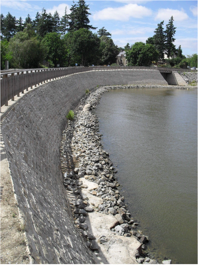 Barrage Lac au Duc