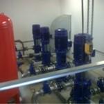Mise en service 2012 - Surpresseur de Bois Brun – sécurisation de l'usine de Bellée à St Congard à partir du feeder de l'IAV