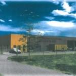 Travaux en cours - Belle-Ile-en Mer – création de l'usine d'Antoureau à 250 m3/h – début des travaux novembre 2012 – mise en service prévisionnelle en avril 2014